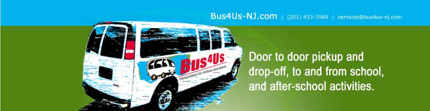 Bus4Us: Transportation for children and teens
